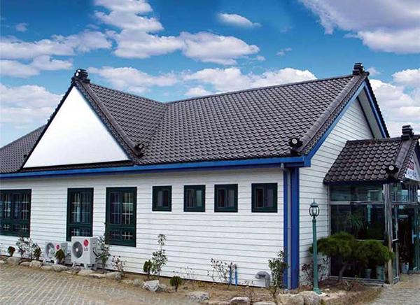 广西轻钢别墅