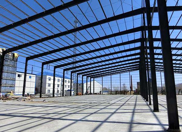 钢结构厂房4