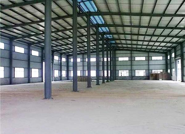钦州钢结构厂房