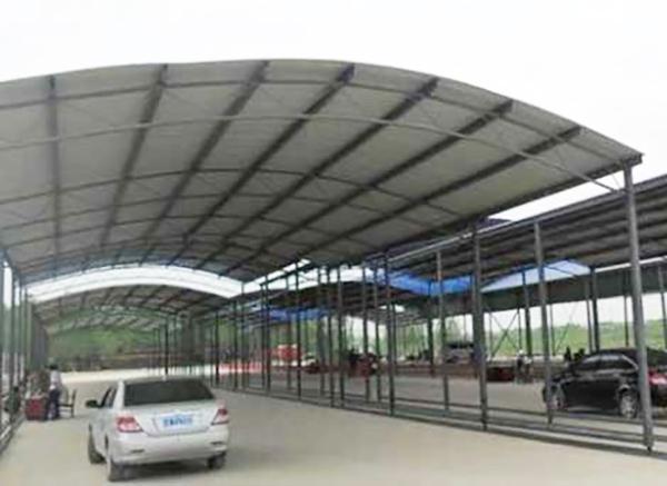 贵港钢结构厂房