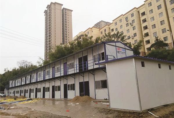 广西钦州中医院项目部